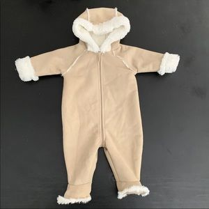 Nordstrom Baby one piece footie outfit